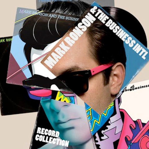 mark ronson Record Collection Mark Ronson – Record Collection