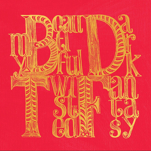 twisted_fantasy_lettering