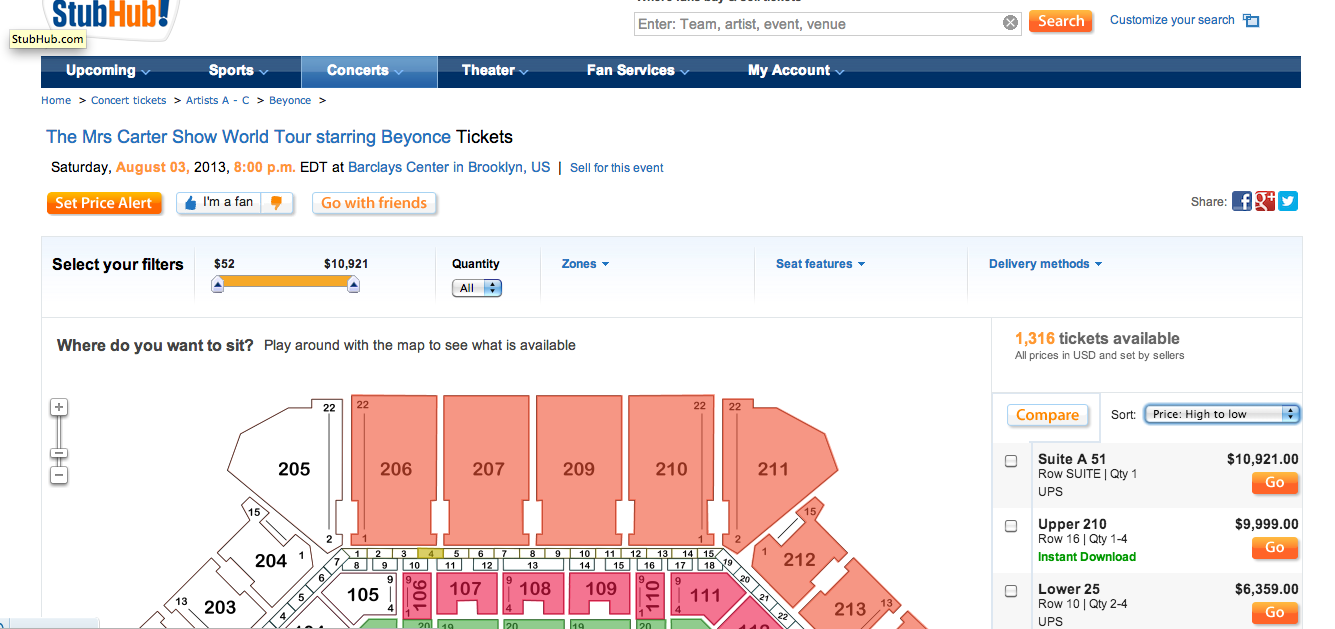 fader explains beyonce tickets