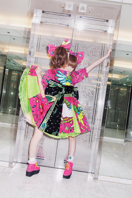 Kyary Pamyu Pamyu Outfits