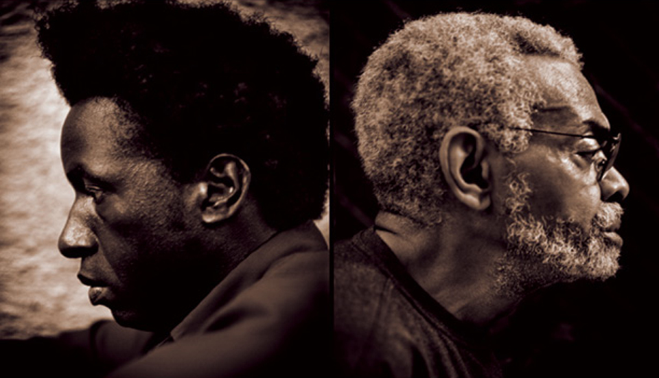 Amiri Baraka and Saul Williams