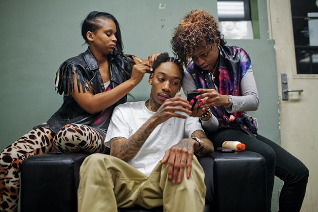 FEATURE: The Stoned Cold Business of Being Wiz Khalifa ...
